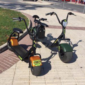 Alquiler de Bicicletas Tráfico 2000