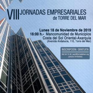 VIII Jornadas empresariales de Torre del Mar