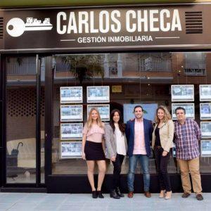 Carlos Checa Gestión Inmobiliaria
